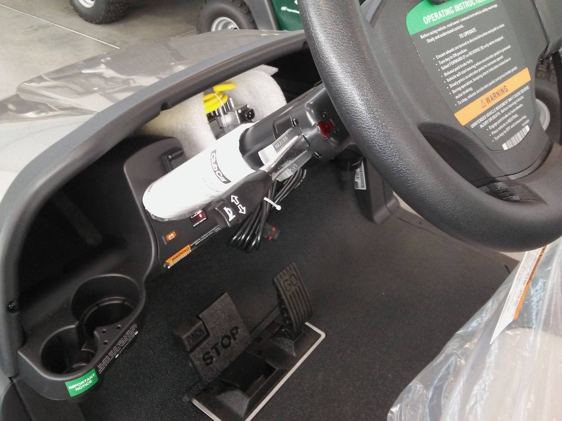 2019 Club Car Onward Lifted 4 Passenger Electric in Lakeland, Florida - Photo 7