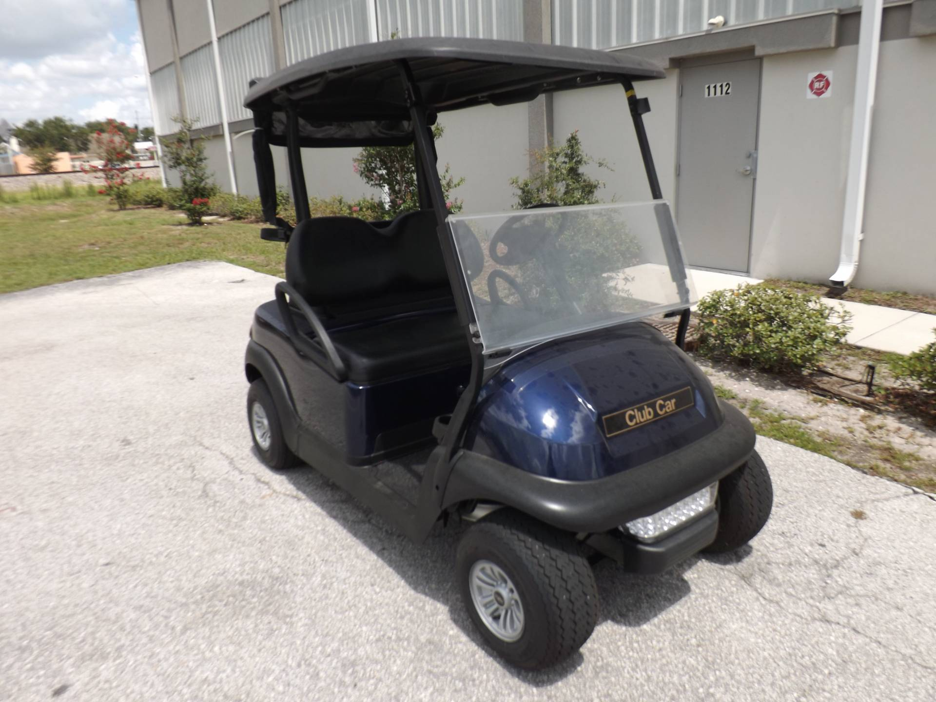 2019 Club Car Precedent i2 Electric in Lakeland, Florida - Photo 1