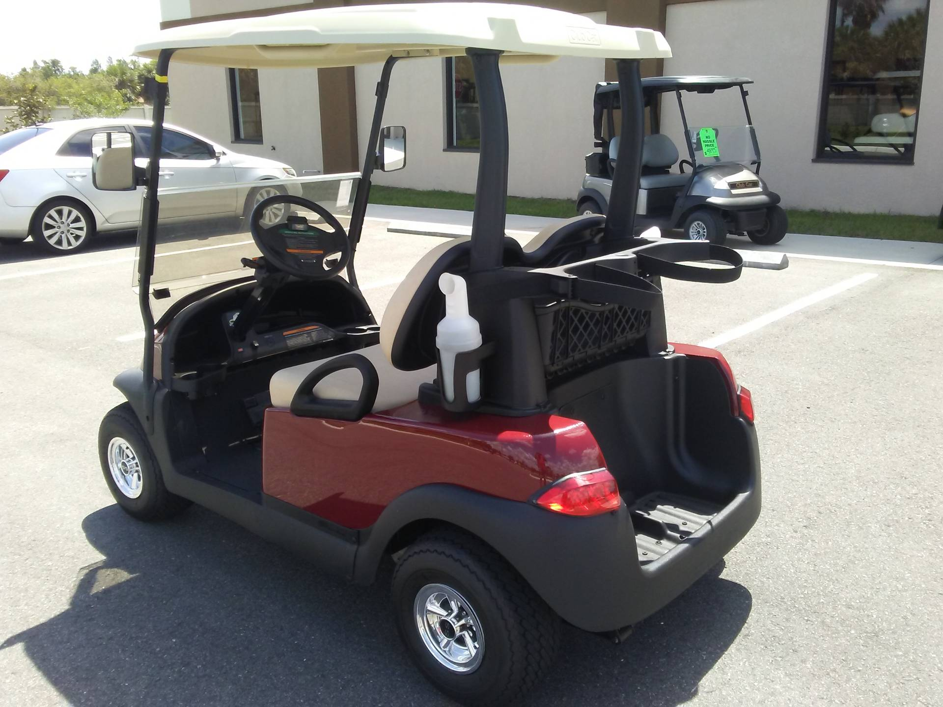Used 2016 Club Car Precedent I2 Electric Golf Carts In