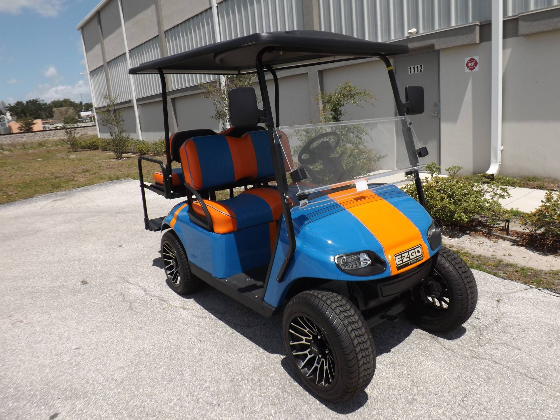 2016 E-Z-GO TXT Electric in Lakeland, Florida - Photo 1