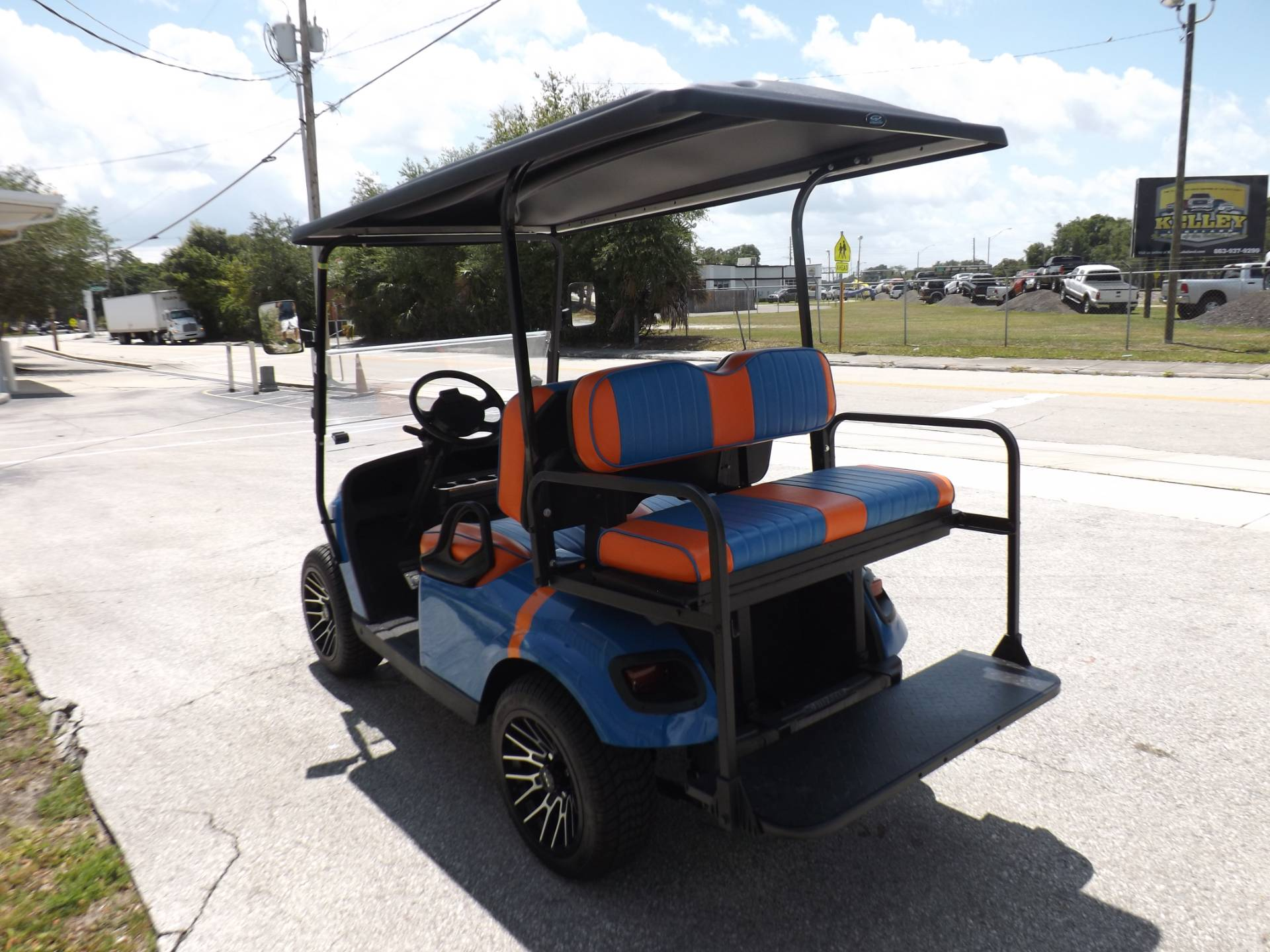 2016 E-Z-GO TXT Electric in Lakeland, Florida - Photo 5