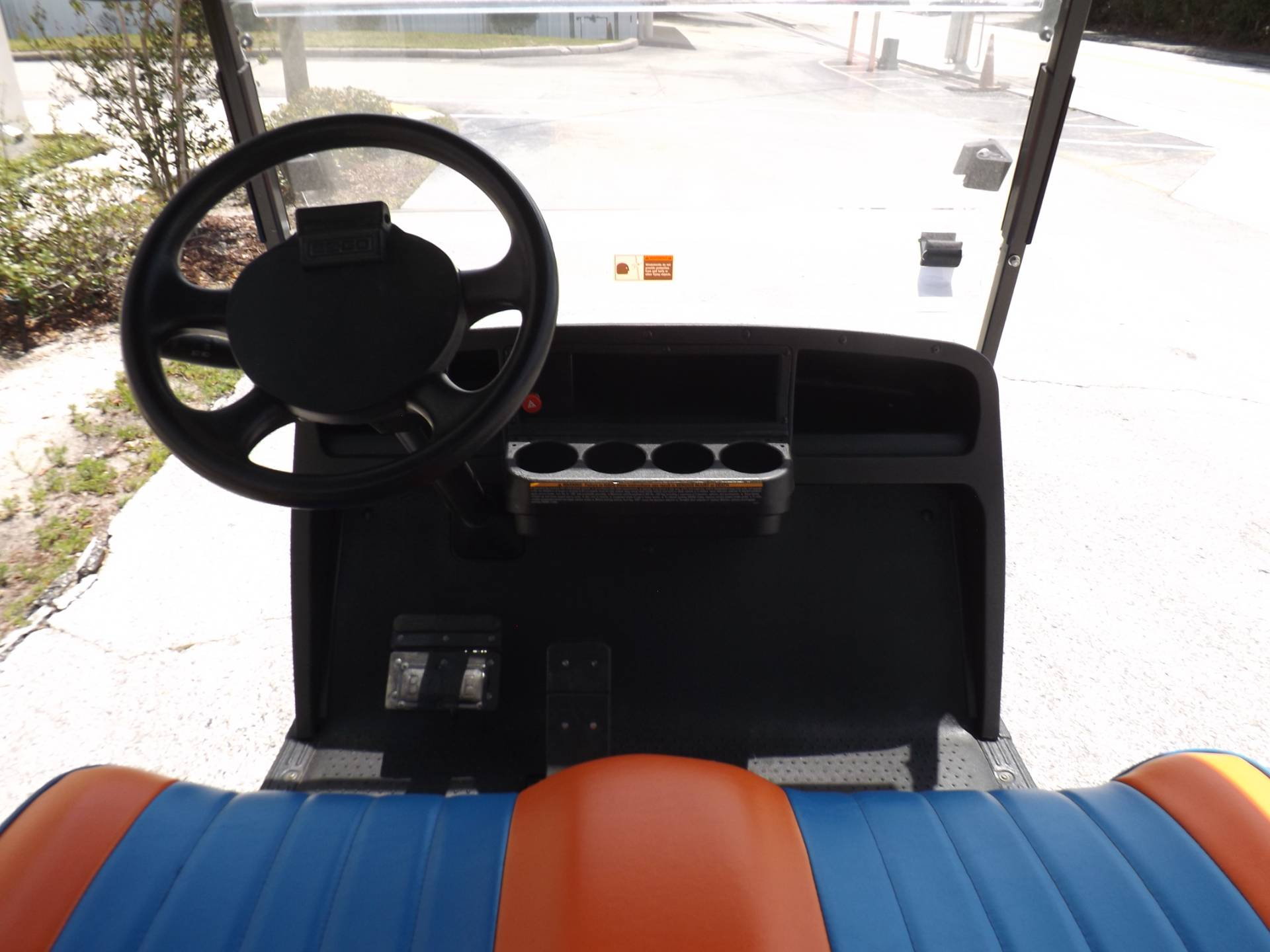 2016 E-Z-GO TXT Electric in Lakeland, Florida - Photo 6