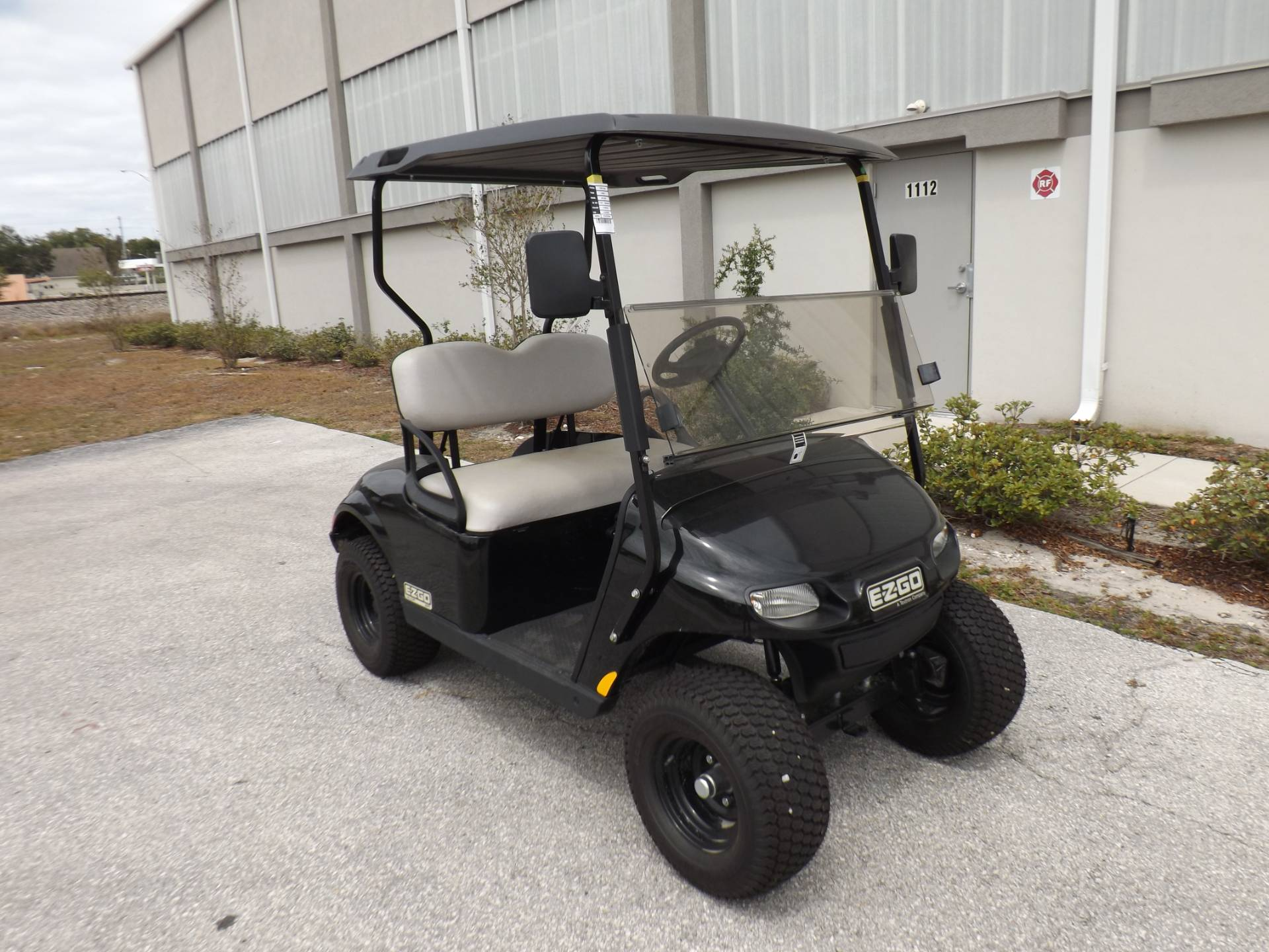 2020 E-Z-GO TXT Valor Gasoline in Lakeland, Florida - Photo 1