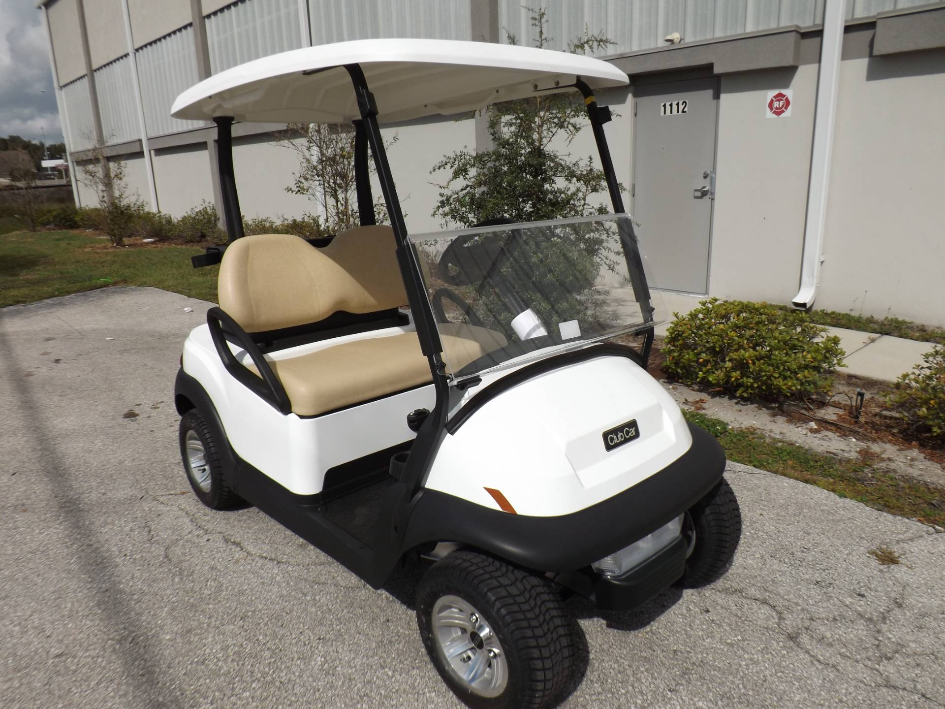 2021 Club Car Villager 2 Electric in Lakeland, Florida - Photo 1