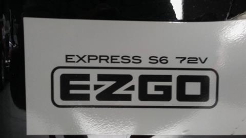 2018 E-Z-Go Express S6 Electric in Lakeland, Florida - Photo 11