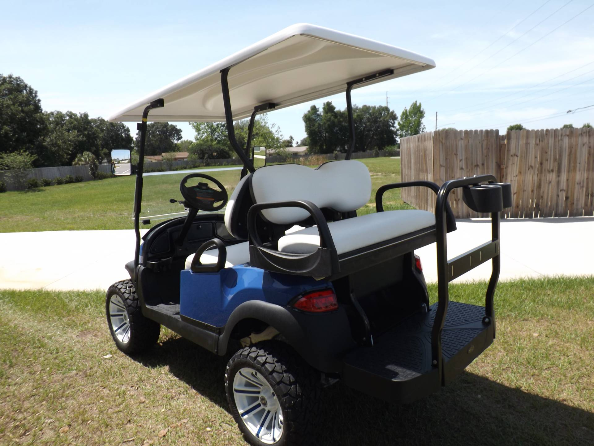 2017 Club Car Precedent i2 Electric in Lakeland, Florida - Photo 5