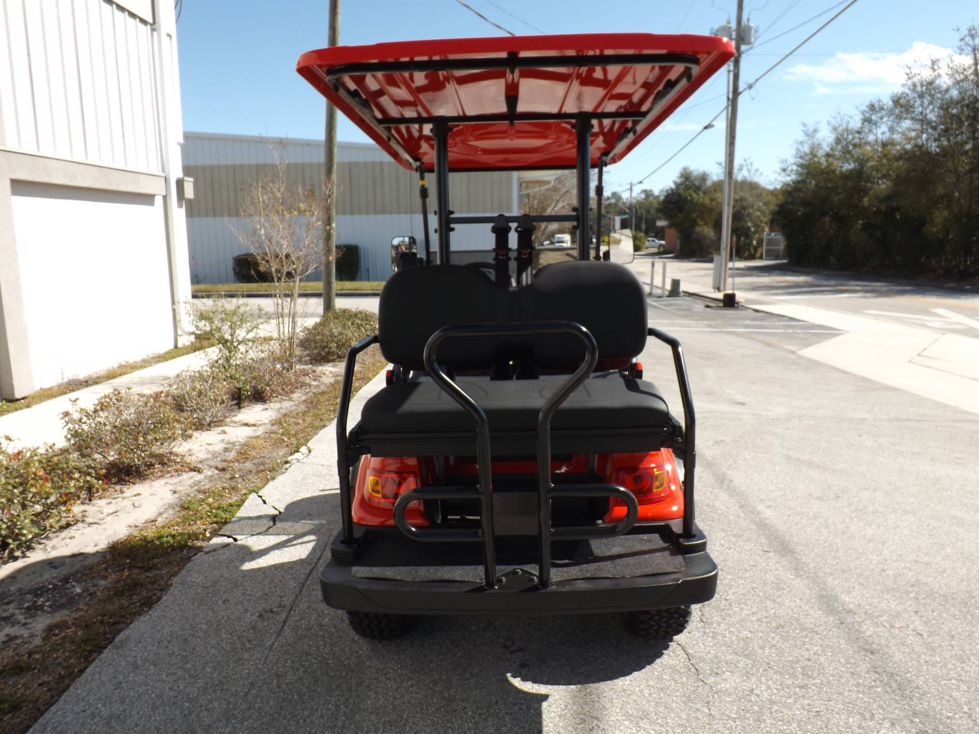 2021 Advanced EV AEV 4L (Electric Lifted) in Lakeland, Florida - Photo 4