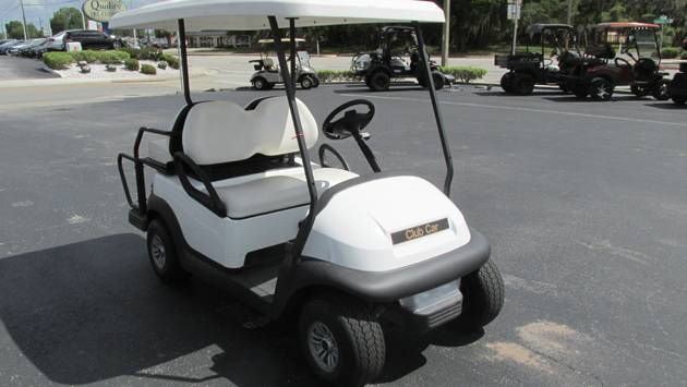2016 Club Car Villager 4 Electric in Lakeland, Florida - Photo 1