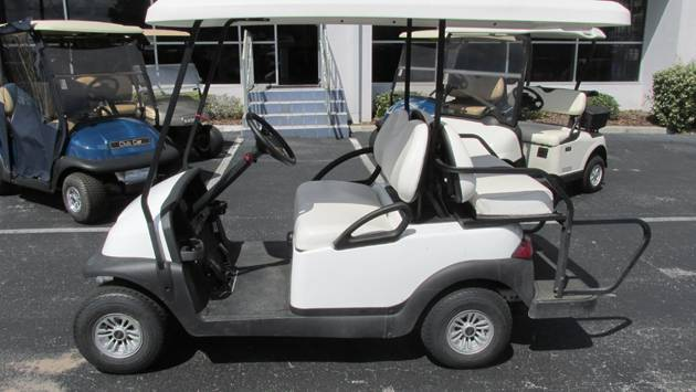 2016 Club Car Villager 4 Electric in Lakeland, Florida - Photo 3
