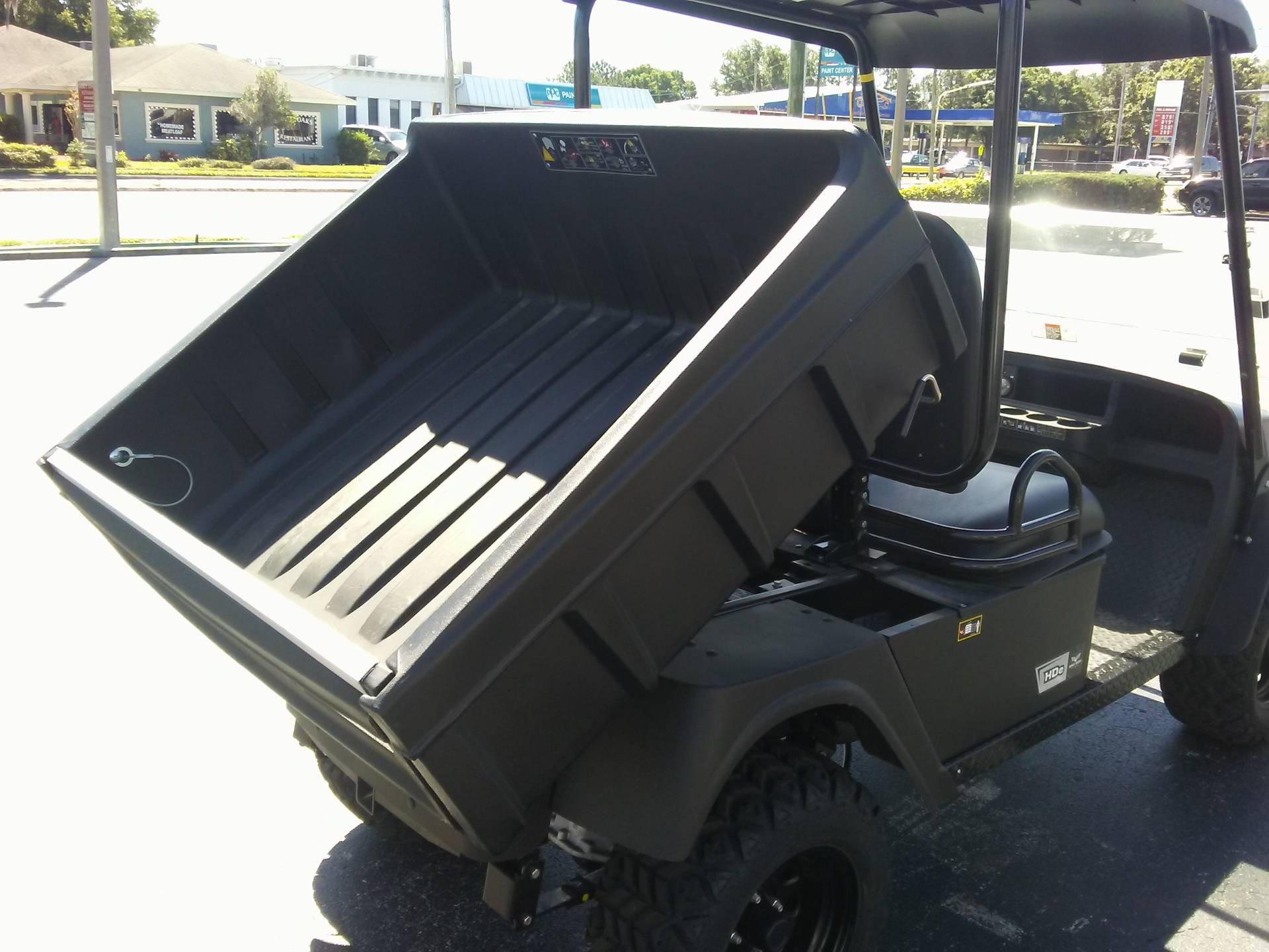 2017 Bad Boy Off Road HDe - 2 Pass - 72 Volt in Lakeland, Florida - Photo 12
