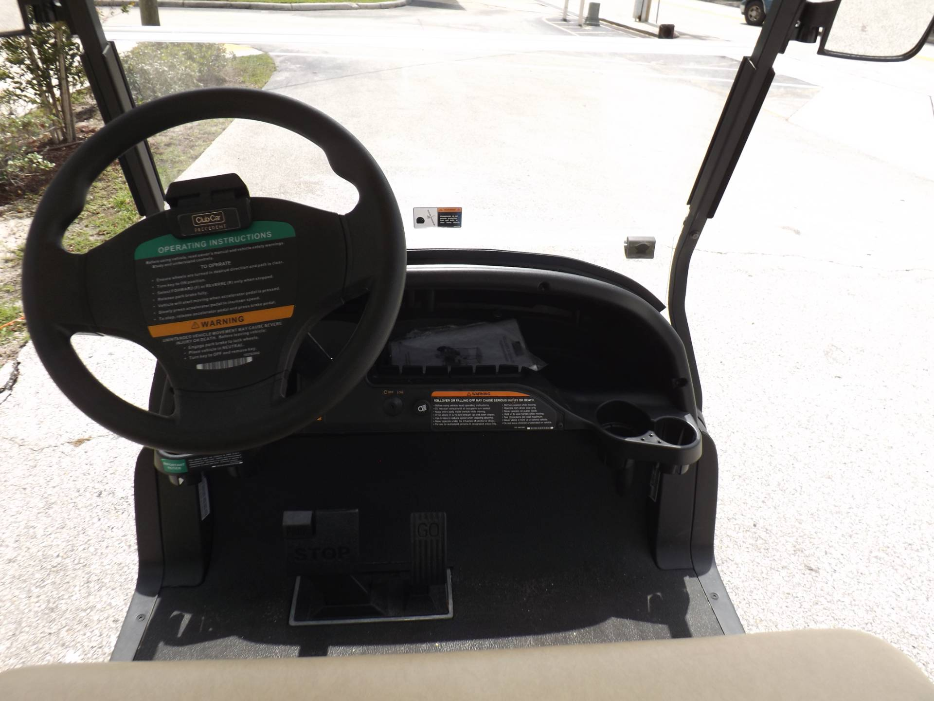 2020 Club Car Villager 2 Gas in Lakeland, Florida - Photo 7