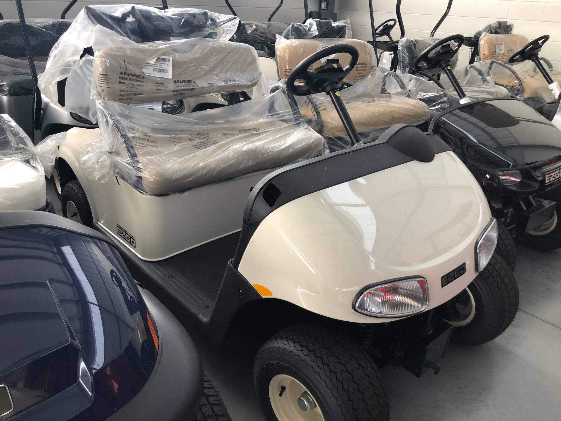 New 2018 E-Z-Go Freedom RXV Electric Golf Carts in Lakeland, FL ...