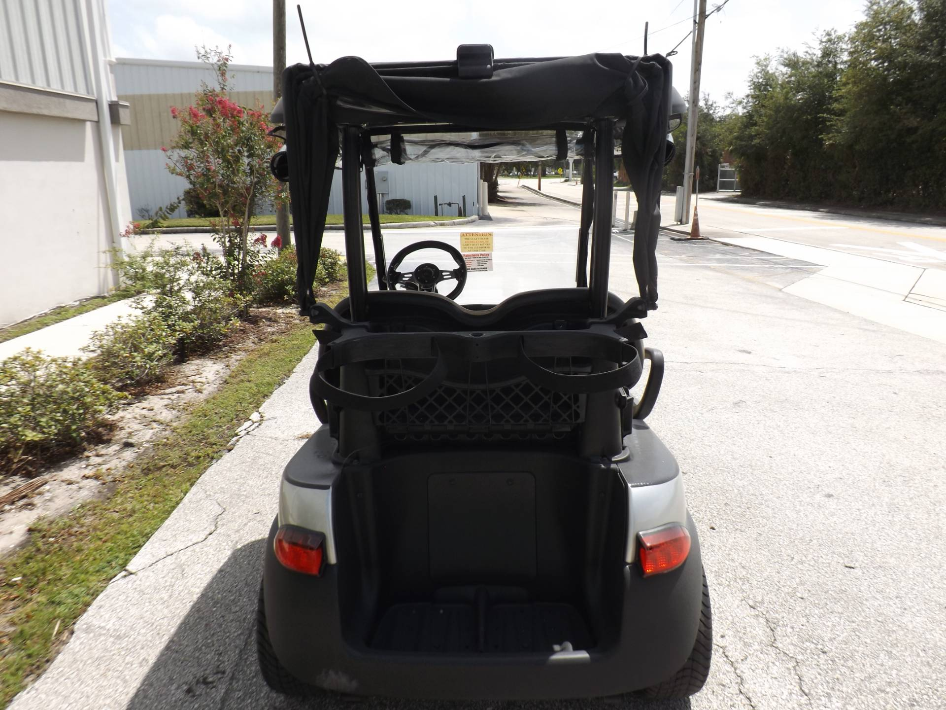 2018 Club Car Precedent i2 Electric in Lakeland, Florida - Photo 4
