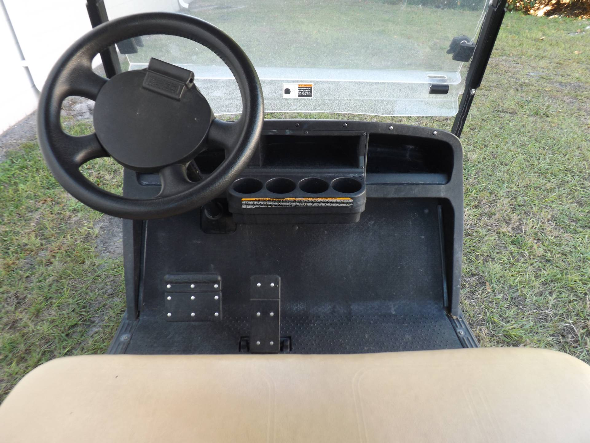 2017 E-Z-GO Golf TXT Electric in Lakeland, Florida - Photo 6