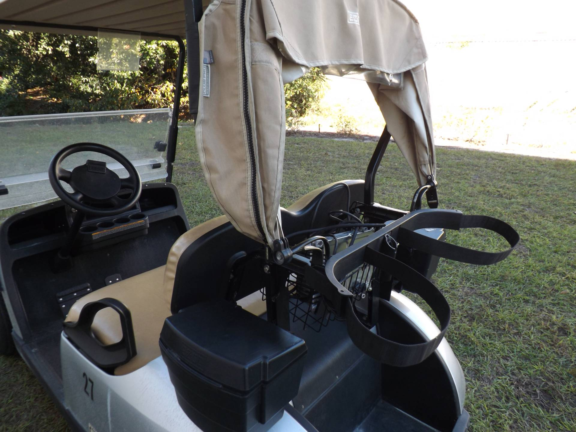 2017 E-Z-GO Golf TXT Electric in Lakeland, Florida - Photo 11