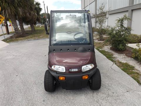 2019 E-Z-GO 2FIVE LSV - 4 Passenger in Lakeland, Florida - Photo 2