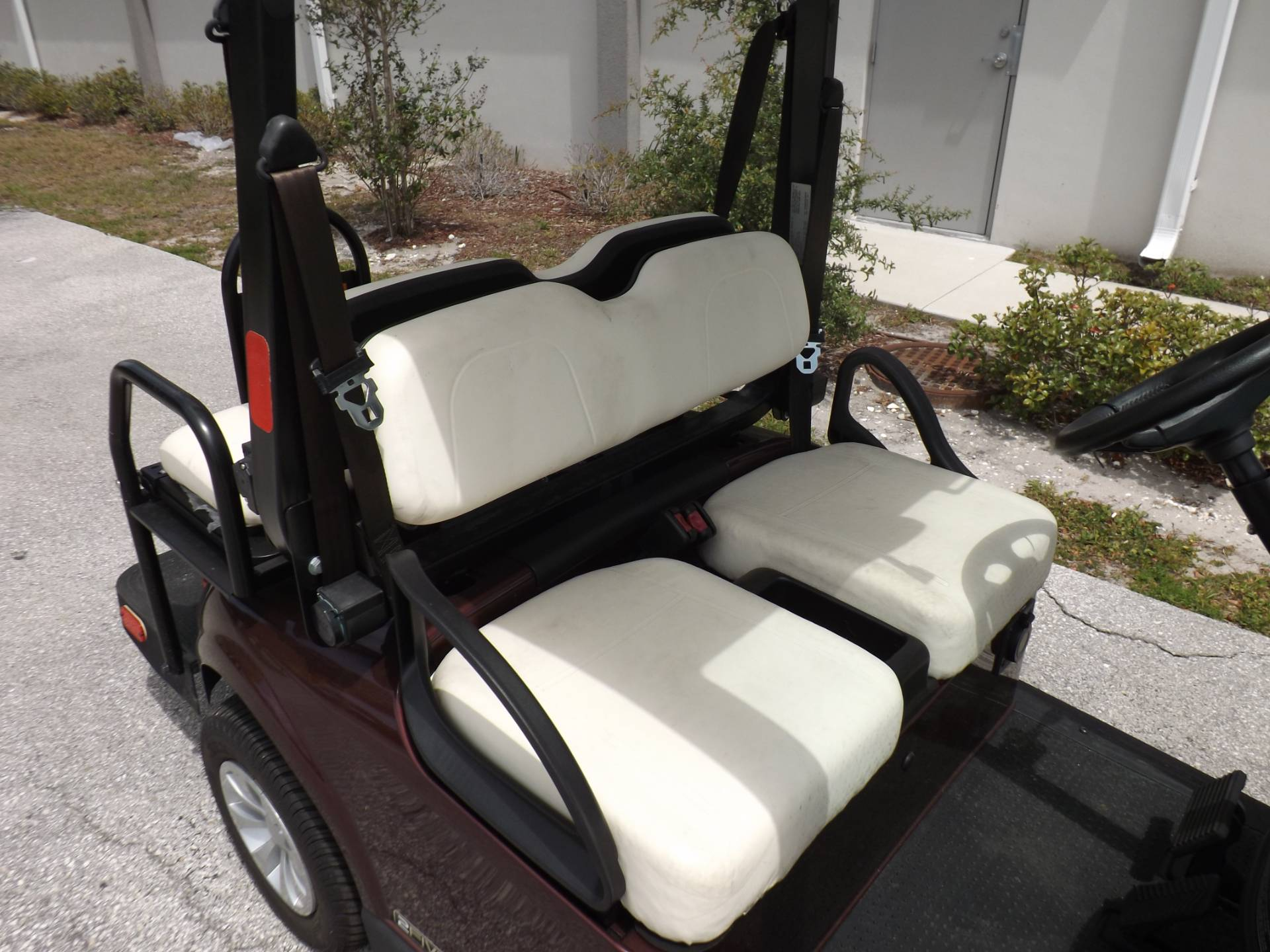 2019 E-Z-GO 2FIVE LSV - 4 Passenger in Lakeland, Florida - Photo 13