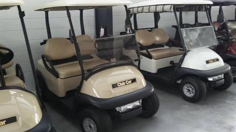 2016 Club Car Precedent i2 Electric in Lakeland, Florida