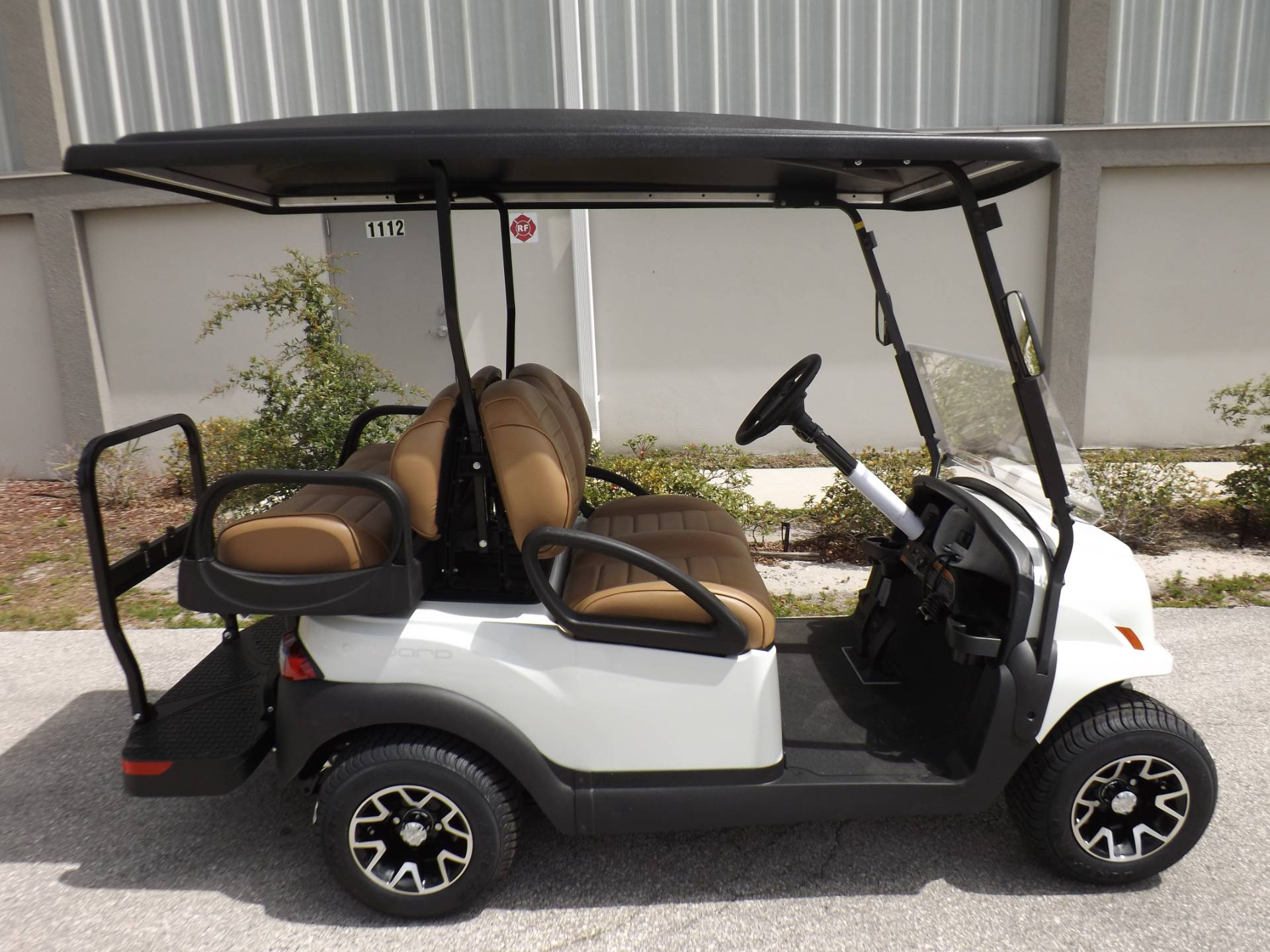 2020 Club Car Onward 4 Passenger Electric in Lakeland, Florida - Photo 3