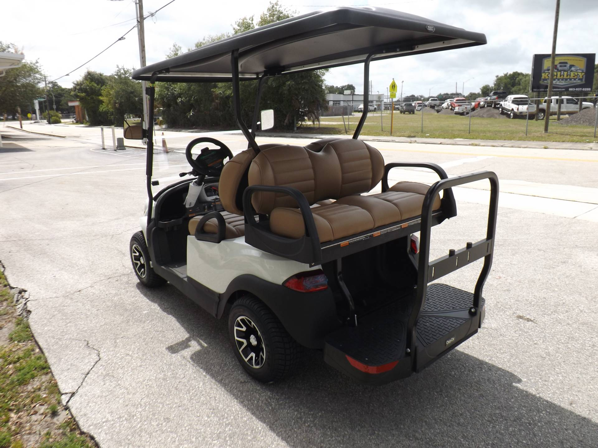 2020 Club Car Onward 4 Passenger Electric in Lakeland, Florida - Photo 5