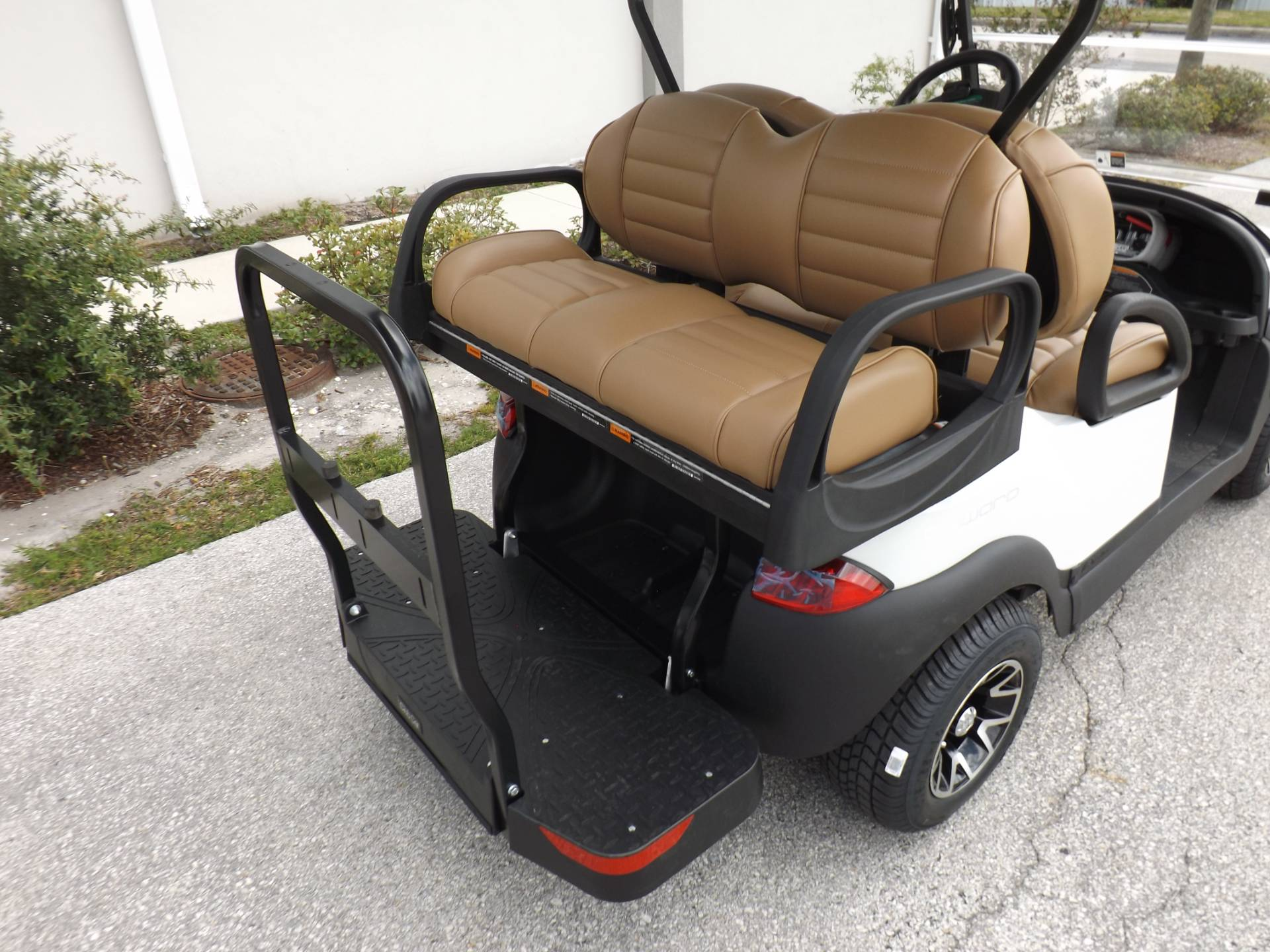 2020 Club Car Onward 4 Passenger Electric in Lakeland, Florida - Photo 11