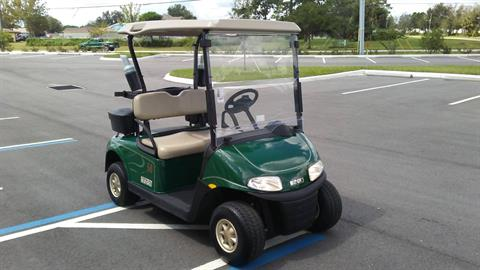 2017 E-Z-Go Golf Freedom RXV Electric in Lakeland, Florida