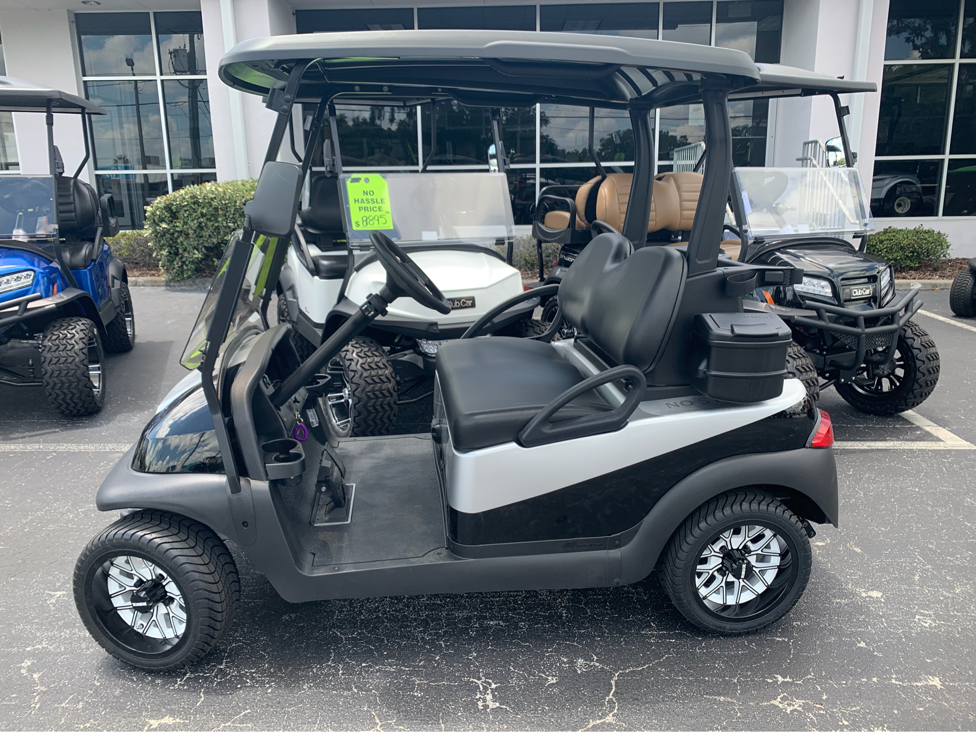 2018 Club Car Precedent i2 Electric in Lakeland, Florida - Photo 14