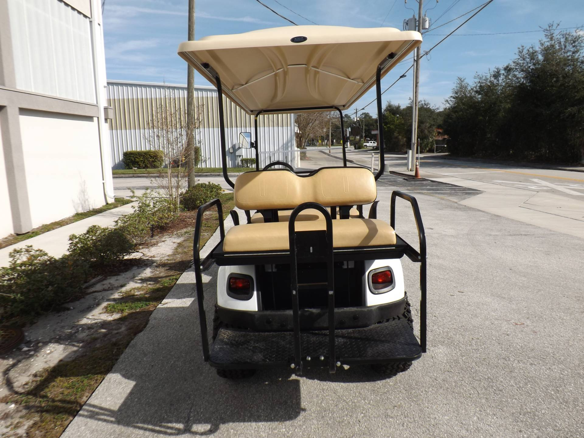 New 2020 E-Z-GO Express L6 Electric Golf Carts in Lakeland ...