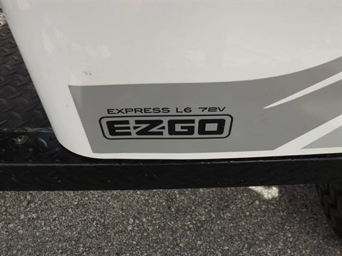 2020 E-Z-GO Express L6 Electric in Lakeland, Florida - Photo 17