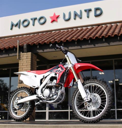 2016 Honda CRF450R in La Habra, California