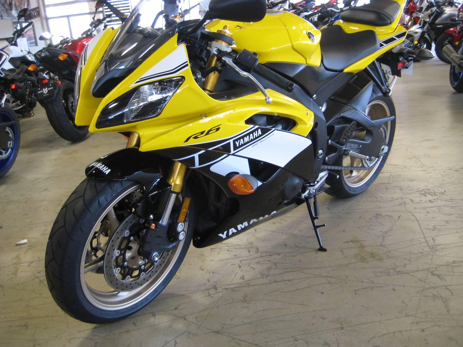 2016 Yamaha YZF-R6 for sale 16355