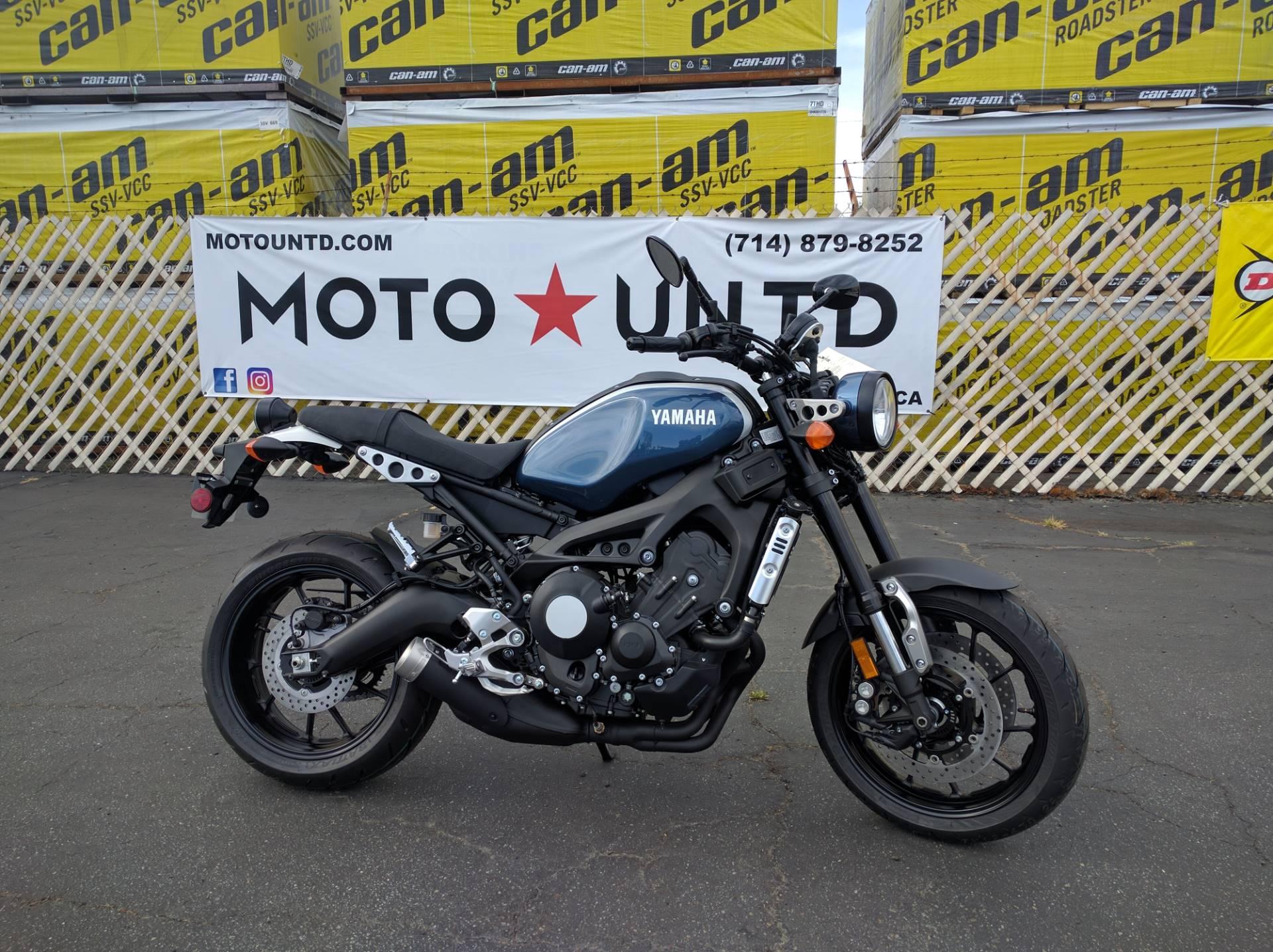 2017 Yamaha XSR900 for sale 2554
