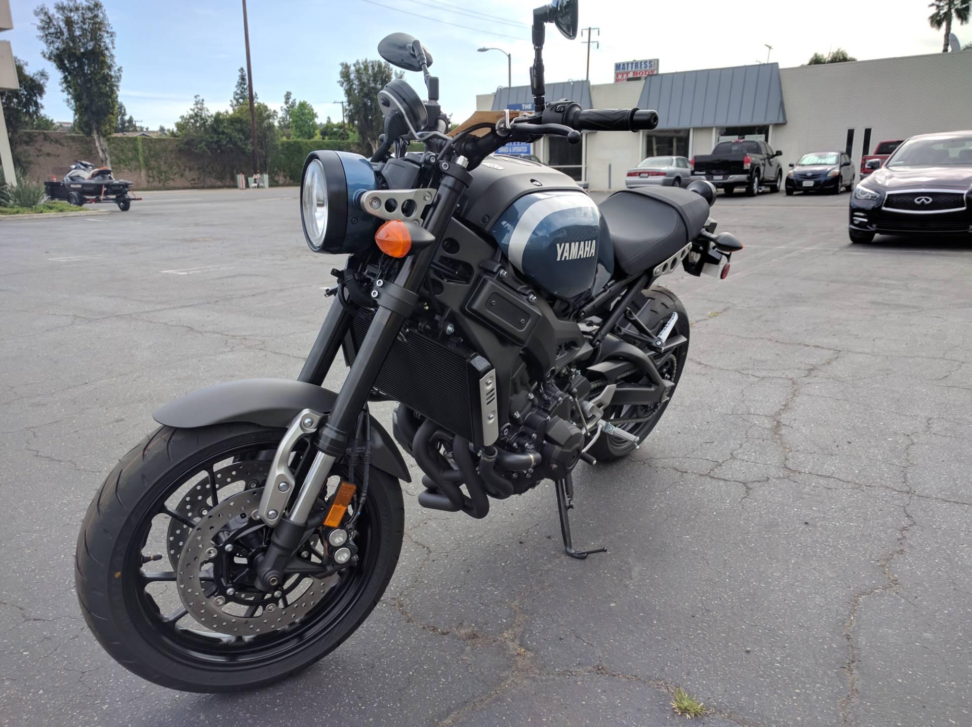 2017 Yamaha XSR900 5