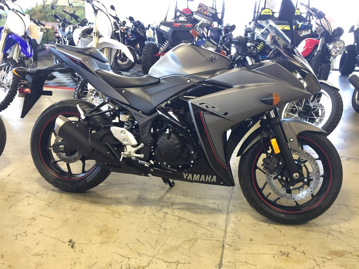 2016 Yamaha YZF-R3 for sale 20760