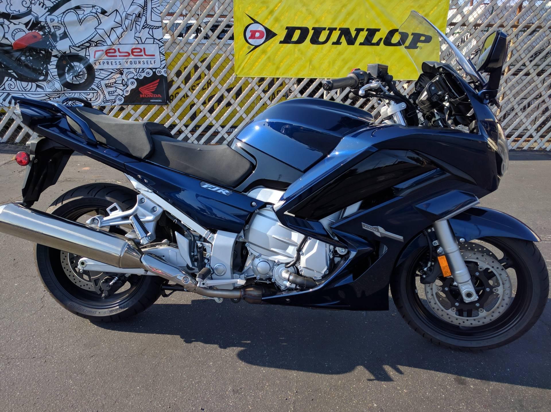 2016 Yamaha FJR1300A for sale 13989