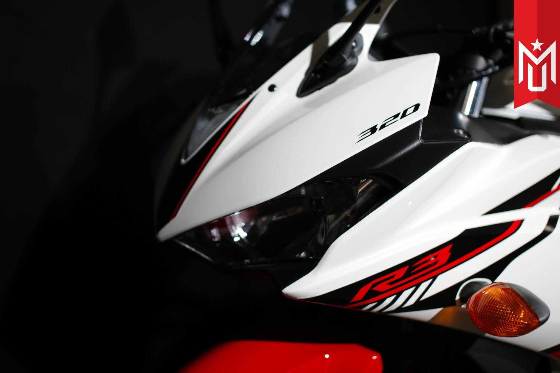 2016 Yamaha YZF-R3 5