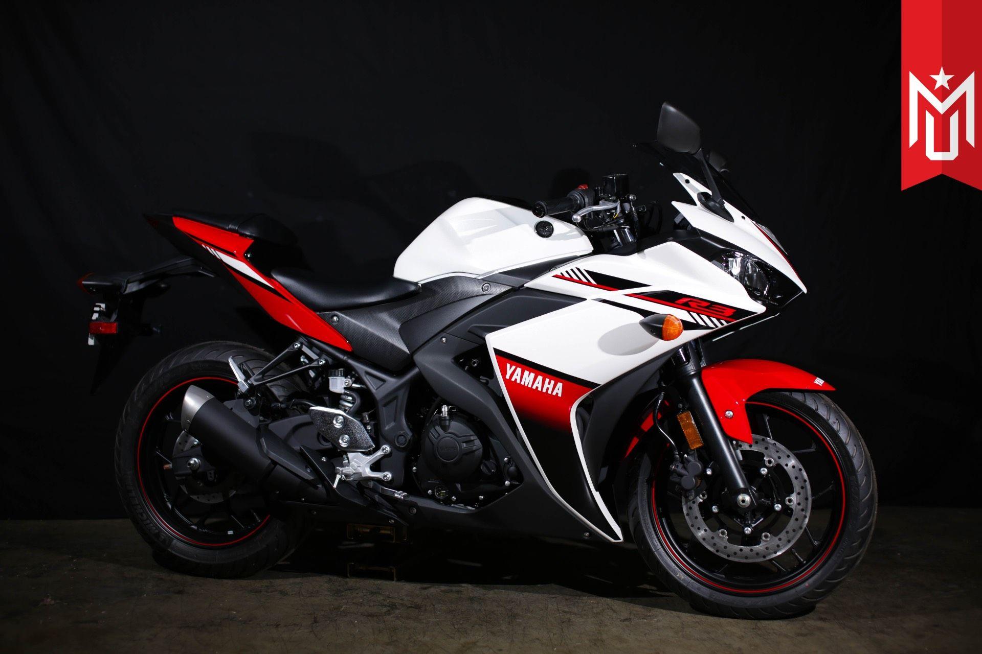 2016 Yamaha YZF-R3 2