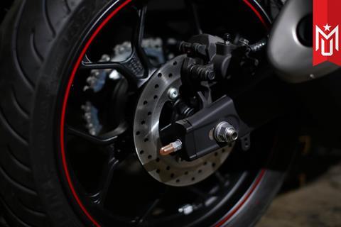 2016 Yamaha YZF-R3 in La Habra, California