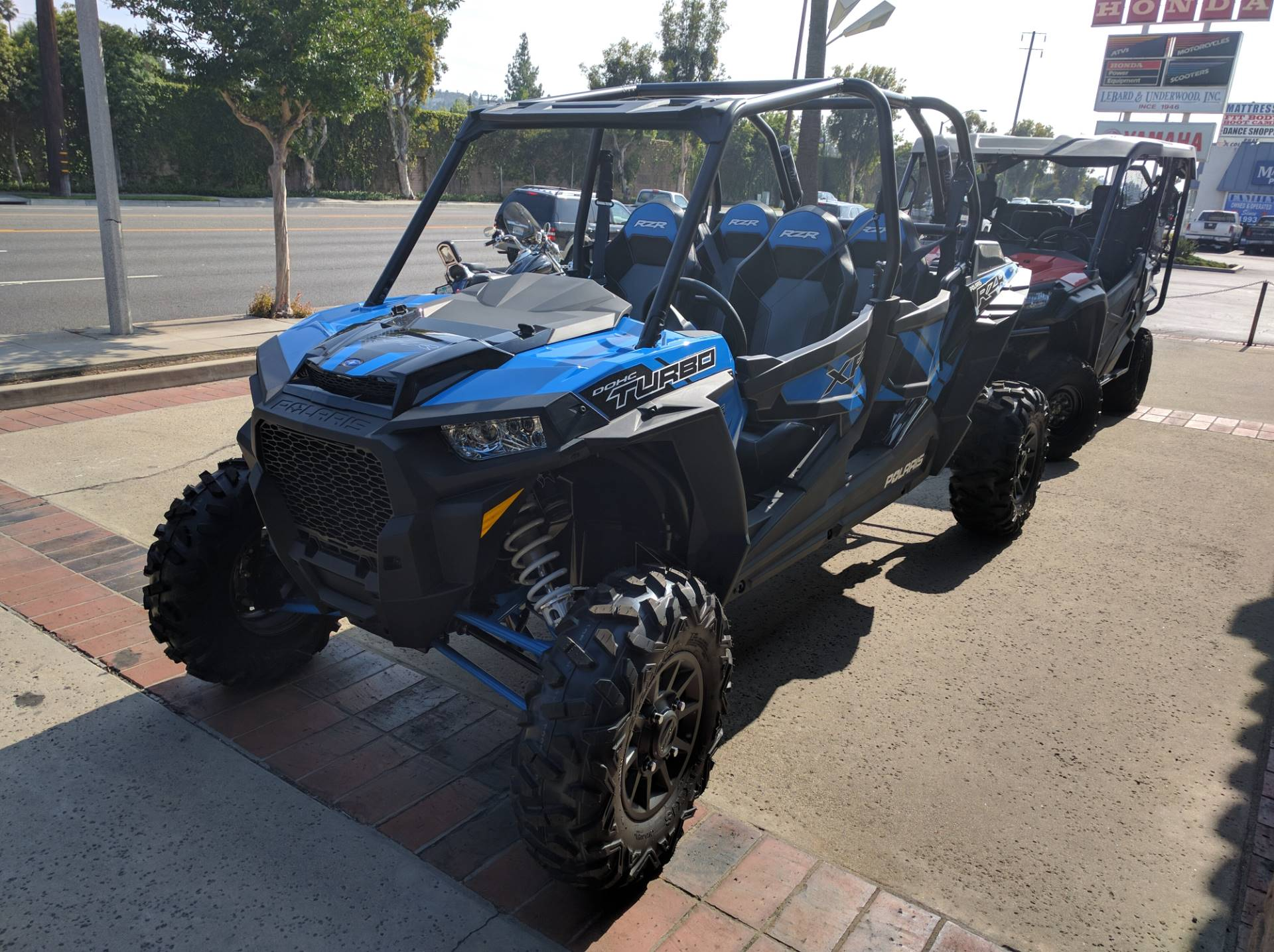 2017 Polaris RZR XP 4 Turbo EPS for sale 9777