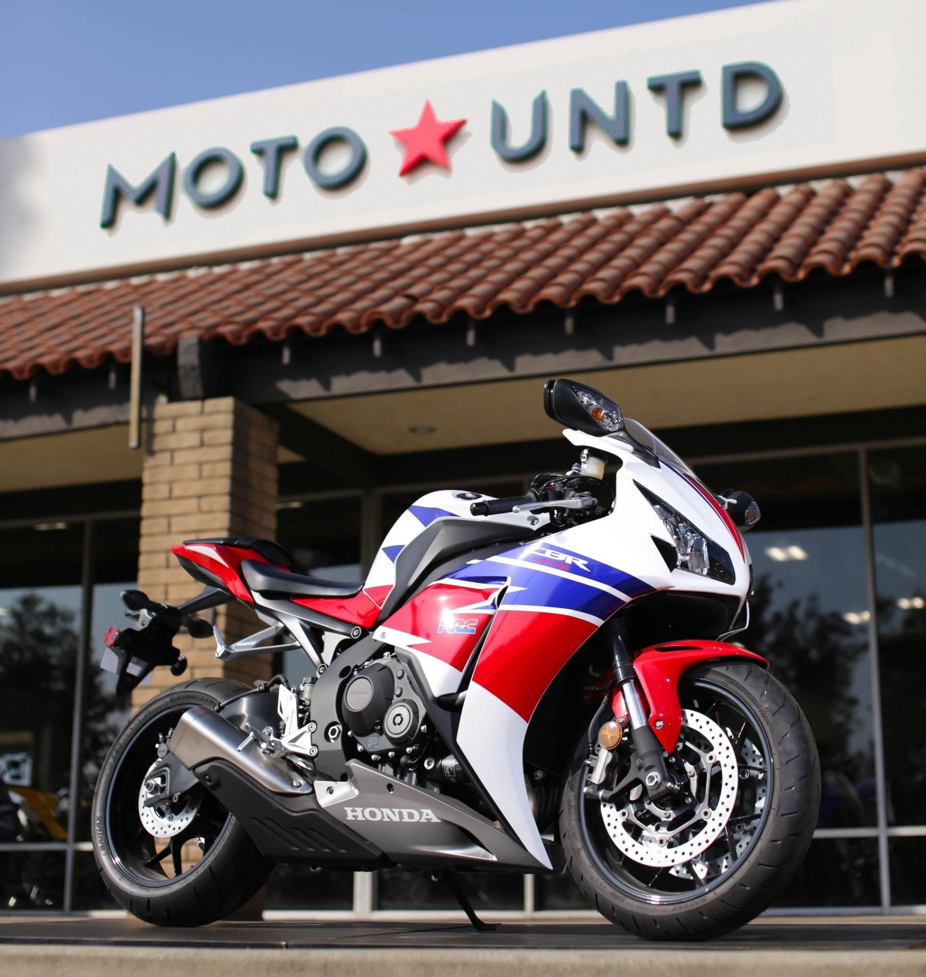 2015 Honda CBR®1000RR in La Habra, California