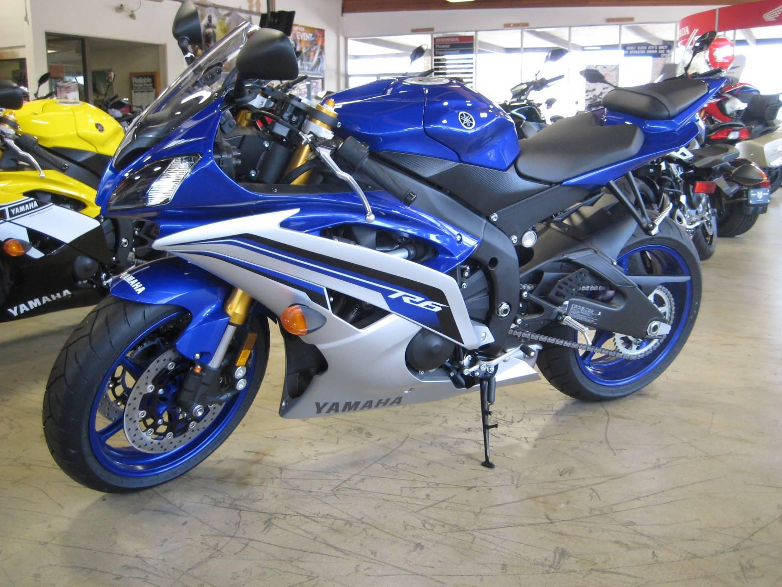 2016 Yamaha YZF-R6 for sale 2069