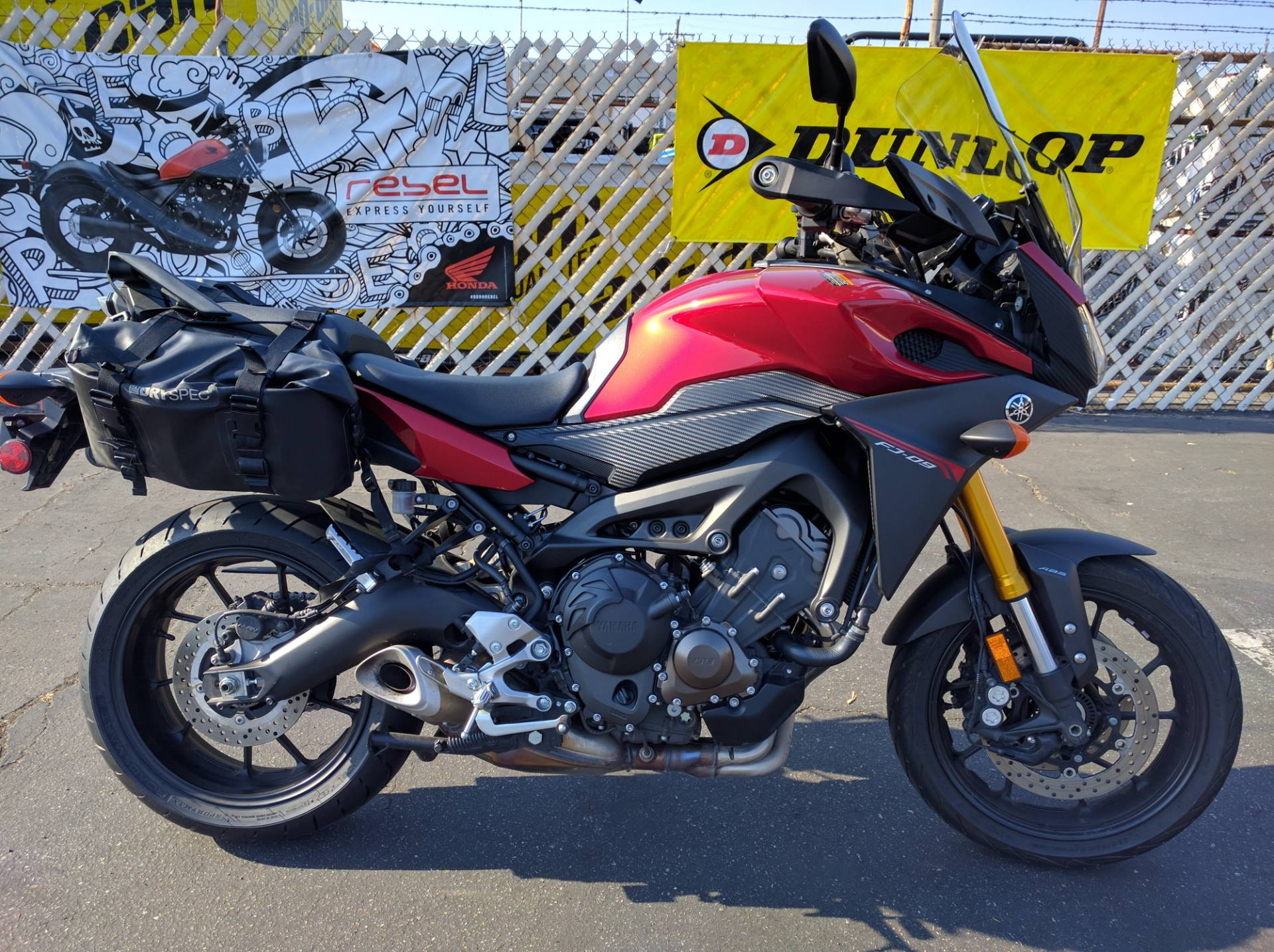2015 Yamaha FJ-09 for sale 14698