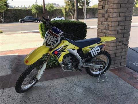 2007 Suzuki RM-Z250 in La Habra, California