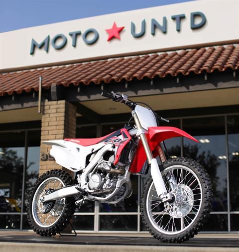 2016 Honda CRF250R in La Habra, California