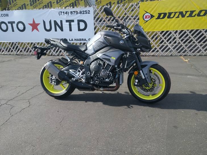 2017 Yamaha FZ-10 for sale 22472