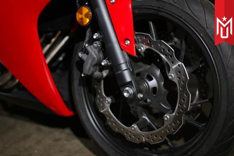 2014 Honda CBR®650F in La Habra, California