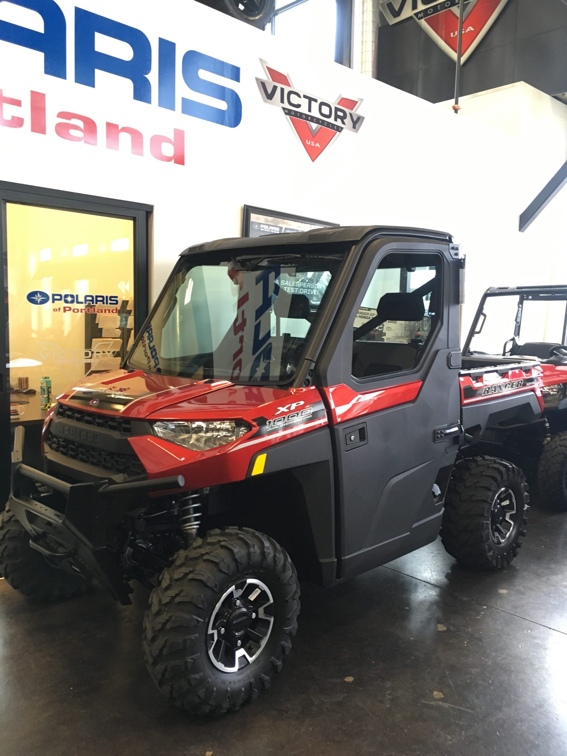 2018 Polaris Ranger XP 1000 EPS in Portland, Oregon - Photo 1