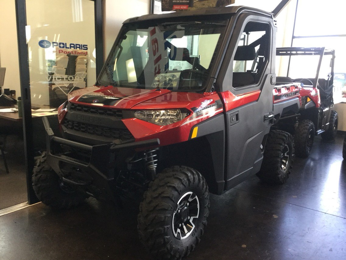 2018 Polaris Ranger XP 1000 EPS in Portland, Oregon - Photo 7