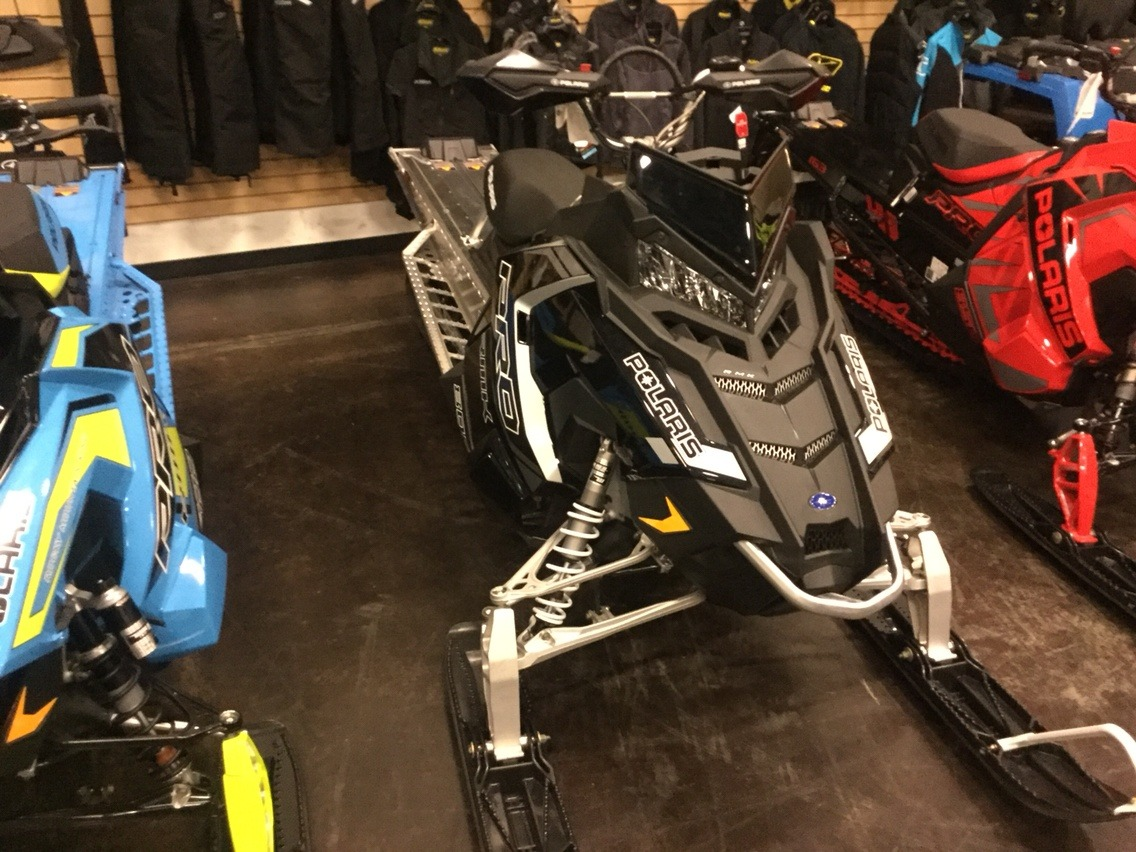 2018 Polaris 800 PRO-RMK 155 in Portland, Oregon - Photo 1