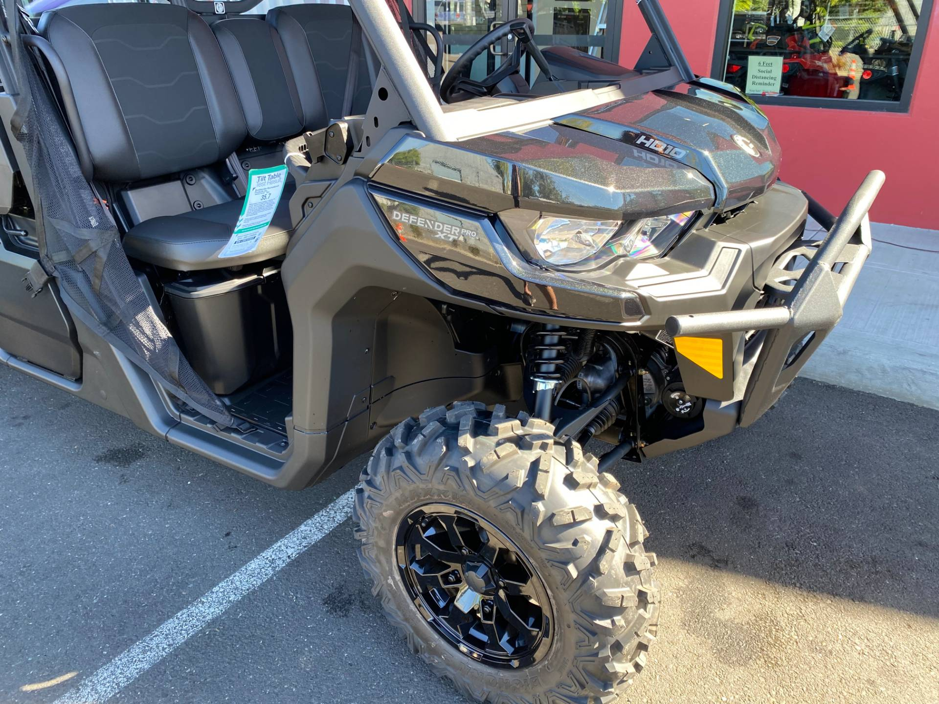 2020 Can-Am Defender Pro XT HD10 in Portland, Oregon - Photo 8